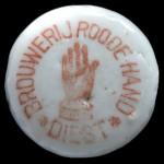 DIEST brouwerij ROODE HAND
