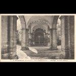 Postkaart met Oratoriënklooster , Phototypie Albert Dohmen Brussel