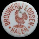 HALEN  brouwerij LOOSEN