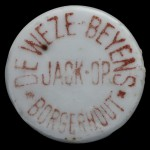 BORGERHOUT DE WEZE BEYENS jack-op