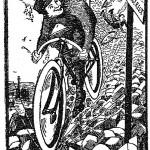 Uit de krant 'De Volkswil' van 28 juni 1909