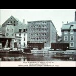 Moulins Hungaria rond 1910