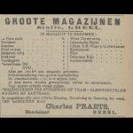 Uit: Nieuwsblad van Geel, 28 maart 1928