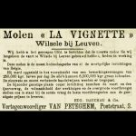 uit: Gazette van Lokeren 10 april 1910