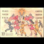 voorzijde bundel postkaarten