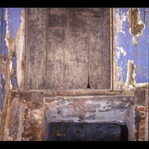 buitenzicht deur kellekamer