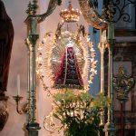 Het beeldje in de basiliek