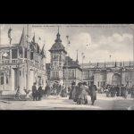 Stand op de wereldtentoonstelling in 1910 te Luik
