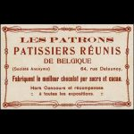 Reclame rond 1900