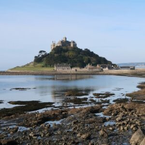 St. Michael's Mount in Cornwall.